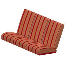 Chair Seat Cushions Outdoor Wicker Cushion Sets
