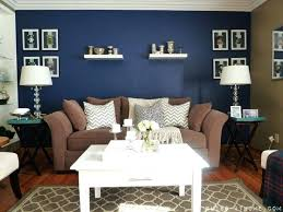 blue accent wall navy blue accent wall blue accent wall in bedroom dining room