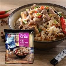 cuisine orl饌ns ibon mart 五木麵大師 川椒牛肉味湯麵 一袋4包入 參與全站滿額88