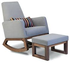 Gray Rocking Chair Rocking Gliding Chair What To Look For In A Baby Glider Glider