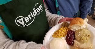 2017 thanksgiving dinner veridian