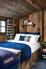 cool cabin bedroom simple cool cabin interiors rustic cabins appealing