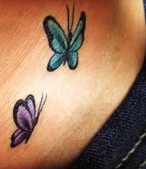 small butterfly hip tattoos insigniatattoo com