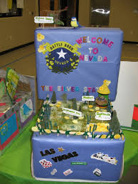 nevada state float project 5th grade pinterest