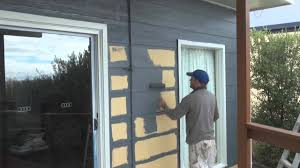 painting hardiplank hardie plank painting exterior wall boards