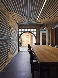 home design wood slats wall and interior on pinterest inside 85