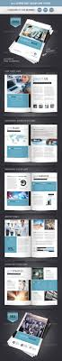 12 page brochure template corporate brochure template a4 letter 12 pages corporate
