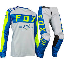 womens fox motocross gear fox 2017 mx ladies new 180 grey blue jersey pants womens motocross