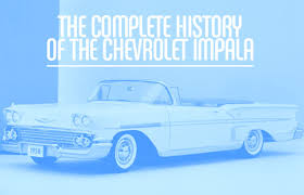 1970 the complete history of the chevrolet impala complex