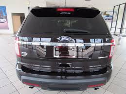 Ford Explorer Trunk Space - 2014 used ford explorer fwd 4dr xlt at landers chevrolet serving