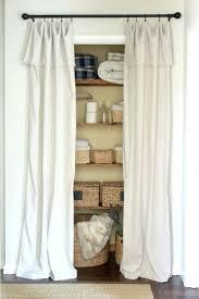 Shower Curtain For Closet Door Closet Curtains For Closet Curtain Curtain Shower Curtain