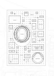 Ferry Terminal Floor Plan by Great Common City U2014 Simplex Architecture