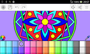 Turn Pictures Into Coloring Pages App Mandalas Coloring Pages Android Apps On Google Play
