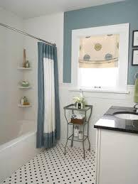 Roman Shades For Bathroom Bathroom Window Treatments Better Homes And Gardens Bhg Com