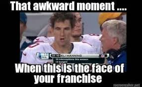 Eli Manning Memes - eagles giants preview a turning point for two franchises hubpages