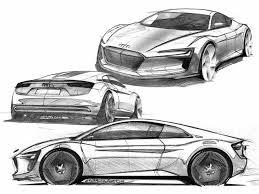 porsche concept sketch photo collection concept car drawing and