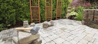 Backyard Pavers Should I Use Stone Dust Or Sand Between Patio Pavers
