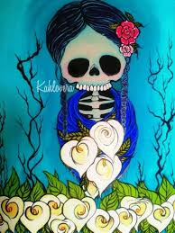 67 best kahlovera images on skulls sugar skull