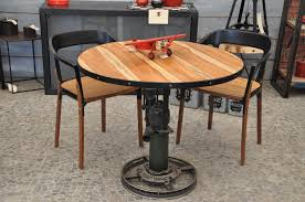 Table Ronde Design Extensible by