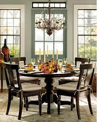 pottery barn style dining rooms indiepretty