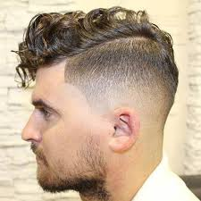 curly hair combover skin fade haircut bald fade haircut men s hairstyles