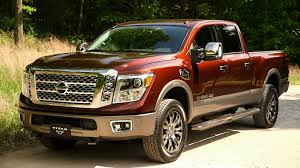 truck nissan titan nissan and cummins talk about how good the 2016 titan xd u0027s diesel