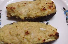 recette cuisine micro onde aubergine farcie cuisson au micro onde recette dukan pl par laeti10