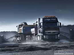 volvo heavy duty trucks august 2010 baselines the story of volvo trucks diesel power