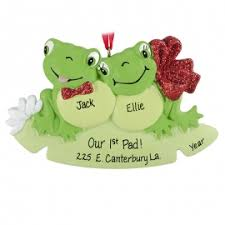 frog ornaments ornaments for you