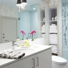 Bathroom Built In Storage Ideas Creative Bathroom Storage Ideas Cabinets Small Regarding Built In