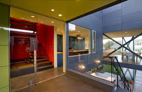 Home Design Los Angeles Contemporary Hover House In Los Angeles California