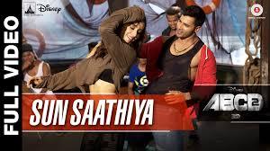 Seeking Episode 5 Soundtrack Sun Saathiya Disney S Abcd 2 Varun Dhawan Shraddha