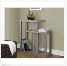 Entryway Accent Table Console Accent Table Modern Home Wood Hallway Entryway Furniture