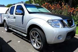 lifted silver nissan frontier modified nissan navara frontier d40 silver light truck navara