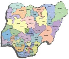 Map Of Nigeria Africa by Can Nollywood Music And Films Teach Us About Geography Of Nigeria