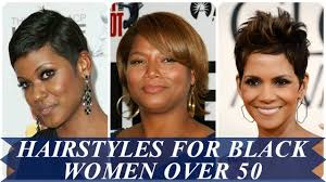 african american women over 50 trends haircuts hairstyles for african american women over 50