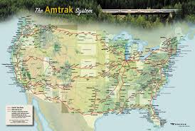 A Train Map Amtrak Train Map My Blog