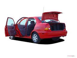 2004 hyundai accent manual image 2004 hyundai accent 4 door sedan gl manual open doors size
