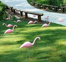 Yard Decorations Flamingo Flocking U0026 Yard Decorations Dazzle U0026 Lace