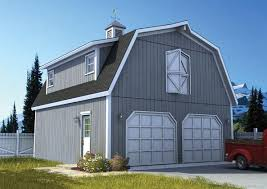 gambrel roof garages garage plan 6007 at family home plans