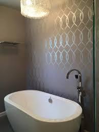 bathroom stencil ideas stencils are an affordable way to refresh your decor bathroom