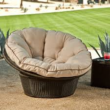 outdoor lounge chair cushions new oversized outdoor chair cushions