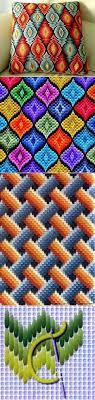 489 best needlepoint images on needlepoint stitches
