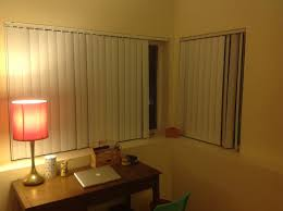curtains for unique window configuration apartment therapy