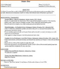 resume for college application objectives resume objectives for college students