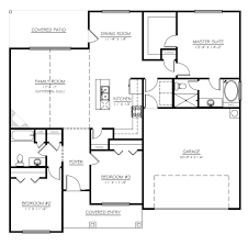 Patio Homes Floor Plans Birchwood A 1580 Ft Home Sk Builders U0026 Mcalister Realty