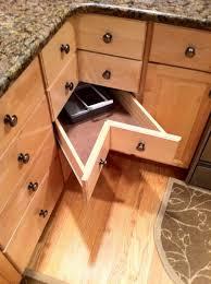 how to make a corner base cabinet goodshomedesign