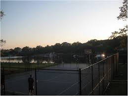 backyards beautiful basketball court backyard cost half court