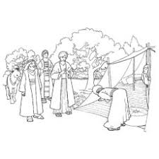 coloring page abraham and sarah 10 free printable abraham coloring pages online