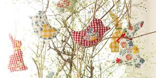 Easter Decorations For Home How To Sew Easter Bunny And Easter Decorations For Your Table